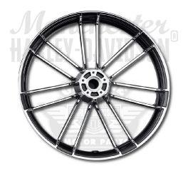 Harley-Davidson® Chrome Front 7 Spoke Wheel Assembly 21x3.5 43300523