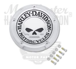 Harley-Davidson® Willie G Skull Derby Cover 25700958