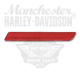 Harley-Davidson® Red Right Reflector 59287-92