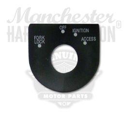 Harley-Davidson® Ignition Switch Plate 71436-98