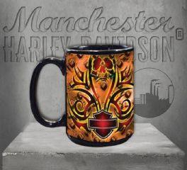 Harley-Davidson® Let's Ride Coffee Mug, OkisOnent GmbH HD-SID-1402