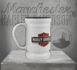 Harley-Davidson® Trademark B&S® Coffee Mug, OkisOnent GmbH HD-TML-1394