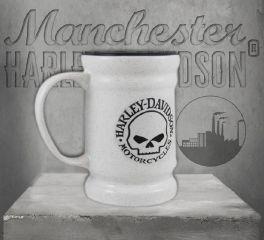 Harley-Davidson® Skull Willie G Mug 14 Oz., OkisOnent GmbH HD-SKL-1394