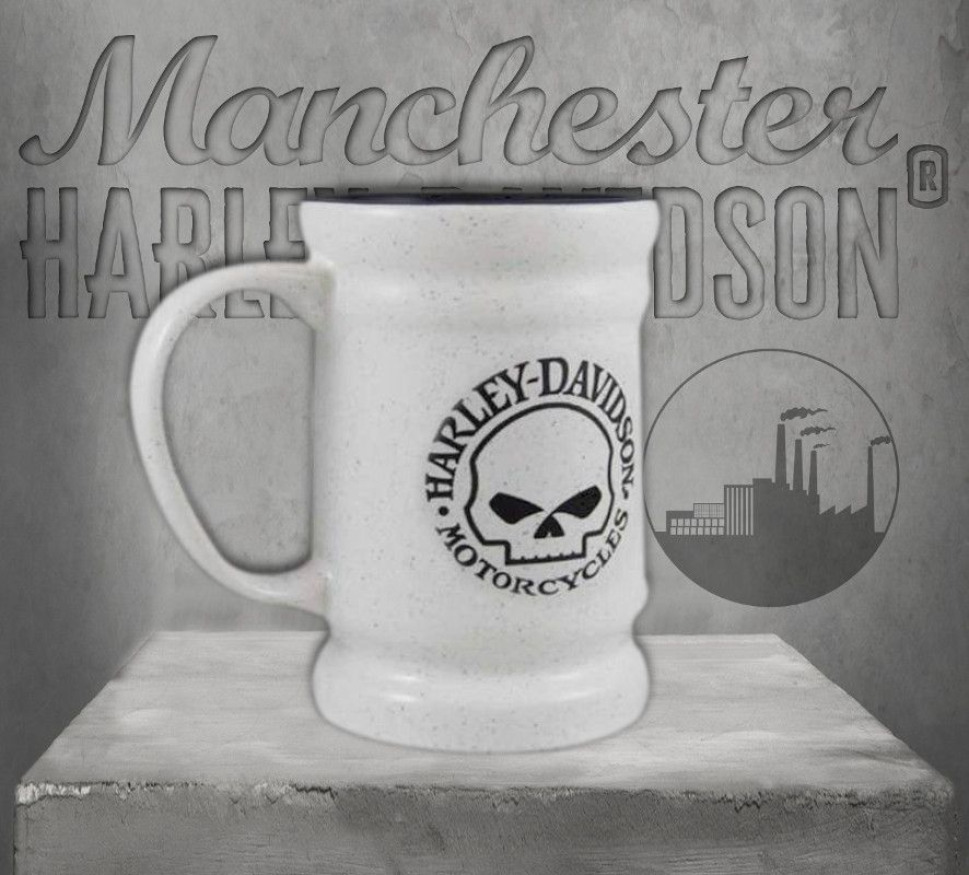 Harley 14 Oz Skull G Willie Davidson® Mug srtQdCh