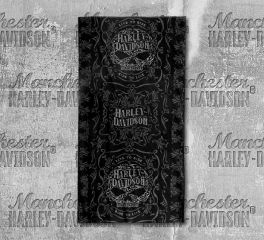 Harley-Davidson® Women's Willie G Skull Sublimated Multifunctional Headwear, Global Products, Inc. MHW14630