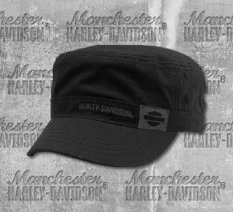 Harley-Davidson® Women's Midnight Special B&S® Painter's Cap, Global Products, Inc. PC26430
