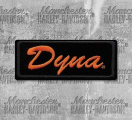 Harley-Davidson® Small Dyna Embroidered Patch, Global Products, Inc. EM676062