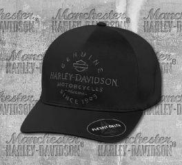 Harley-Davidson® Men's Tonal Cap With Delta Technology 97656-17VM