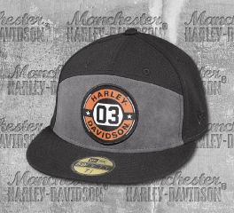 Harley-Davidson® Men's Circle 03 59Fifty® Cap 97690-18VM