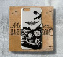 Harley-Davidson® Winged Bar & Shield® Motorcycle iPhone 6 Shell 6942