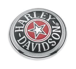 Harley-Davidson® Cloisonne Fuel Cap Medallion 99537-96A