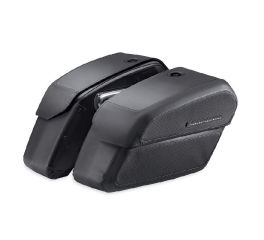 Harley-Davidson® H-D Detachables Locking Saddlebags 90201513A