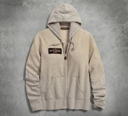 Harley-Davidson® Winged Patch Hoodie 96266-18VW