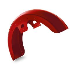 Harley-Davidson® Wicked Red Custom Wrapped Front Fender 58900196EFF