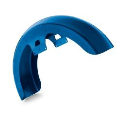 Harley-Davidson® Electric Blue Custom Wrapped Front Fender 58900196EFM