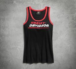 Harley-Davidson® Vertical Stripe Tank 96200-18VW