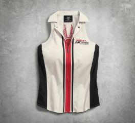 Harley-Davidson® Vertical Stripe Sleeveless Shirt 96201-18VW