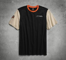 Harley-Davidson® Screamin' Eagle Colorblock Tee 96281-18VM