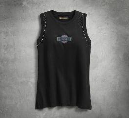 Harley-Davidson® Vintage Eagle Muscle Tee 96295-18VW