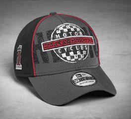 Harley-Davidson® Checkerboard 39THIRTY Cap 97663-18VM