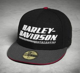 Harley-Davidson® 3-D Embroidered 59FIFTY Cap 97667-18VM