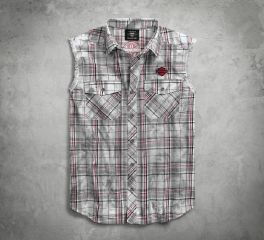 Harley-Davidson® Plaid Blowout 96198-18VM