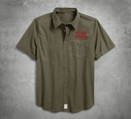 Harley-Davidson® Loud & Proud Slim Fit Shirt 96234-18VM