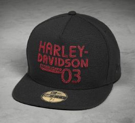 Harley-Davidson® Established 1903 59FIFTY Cap 97705-18VM