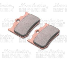 Performance Machine Sintered Brake Pads for Harley® 125x4R PM-0052-1602DS