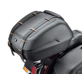 Harley-Davidson® Leather Tour Pak Luggage 53000599