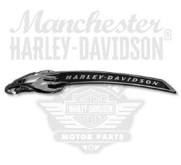 Harley-Davidson® Left Hand Fuel Tank Medallion 14100223