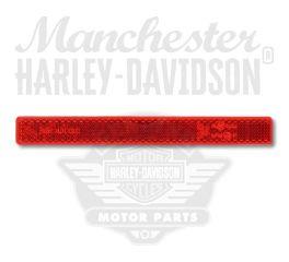 Harley-Davidson® Red Reflector 59988-72A