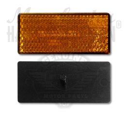 Harley-Davidson® Amber Pinned Reflector 59261-91