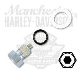 Harley-Davidson® Drain Plug Kit 60348-65B