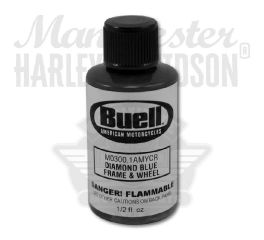 Buell® Diamond Blue Touch-Up Paint M0300.1AMYCR