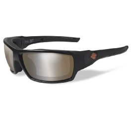 Harley-Davidson® Men's Jet PPZ™ Copper Flash Sunglasses, Wiley X EMEA LLC HDJET09
