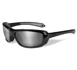 Harley-Davidson® Men's Rage PPZ™ Silver Flash Sunglasses, Wiley X EMEA LLC HDRGE07