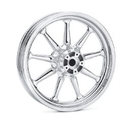 Harley-Davidson® 9-Spoke Cast 16 in. Rear Wheel 40754-08