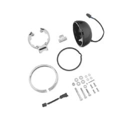 Harley-Davidson® 5-3/4 in. LED Headlamp Housing Kit 67700455