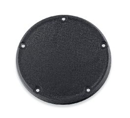 Harley-Davidson® Wrinkle Black Narrow-Profile Derby Cover 25700972