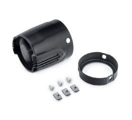 Harley-Davidson® Defiance 4.5 in. End Cap 65100163