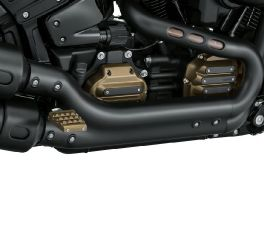 Harley-Davidson® Satin Black Collector Shield 65400481