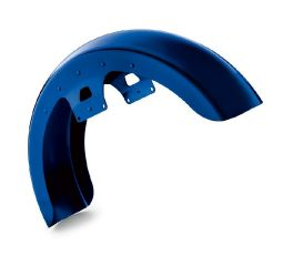 Harley-Davidson® Blue Max Custom Wrapped Front Fender 58900421ELE