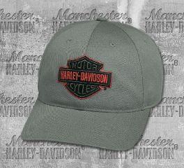 Harley-Davidson® Logo Ajustable Cap 97774-19VM