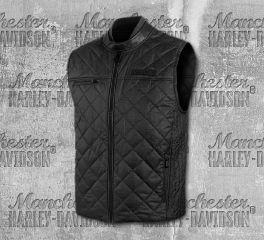 Harley-Davidson® Cordura® Ripstop Slim Fit Vest 97496-19VM