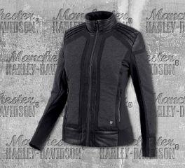 Harley-Davidson® Mixed Media Jacket 97476-19VW