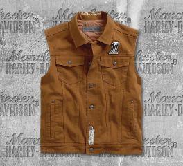 Harley-Davidson® Quilted Lining Slim Fit Vest 97473-19VM