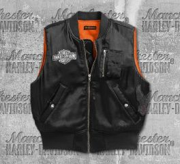 Harley-Davidson® Winged Logo Flight Vest 96629-19VW