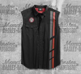 Harley-Davidson® Vertical Stripe Blowout 96549-19VM