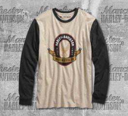 Harley-Davidson® Slim Fit Baseball Tee 96533-19VM